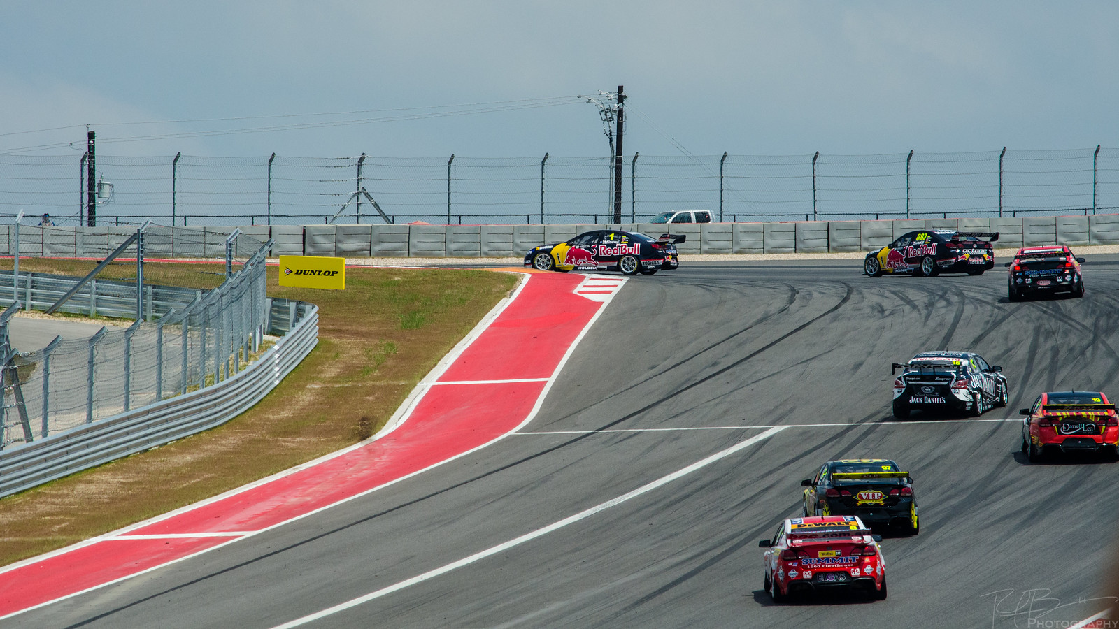 Into Turn 1