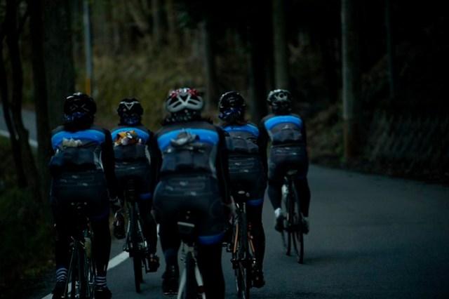 The Rapha Kyoto Gentlemen's Race 2013