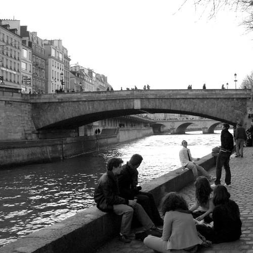 La Seine ~ Paris ~ MjYj by MjYj