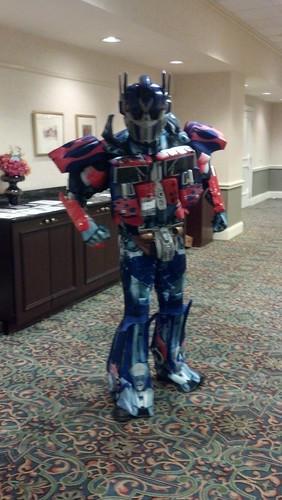 Intervention Con 2013, Rockville, Maryland, August 24, 2013