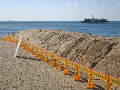 """Haeundae Beach """"Restauration""""Project"""