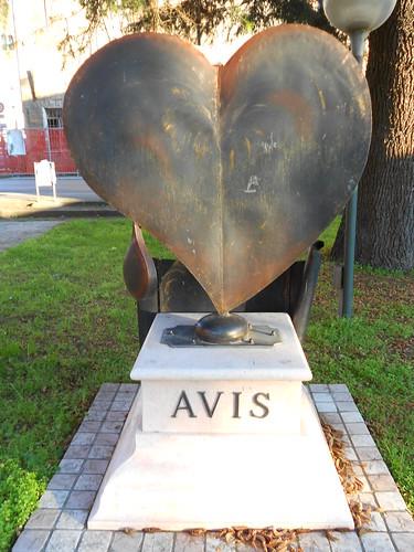 monumento AVIS a Gavello