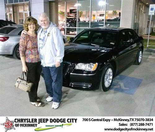 Dodge City McKinney Texas Customer Reviews and Testimonials-John & Priscilla Hatcher by Dodge City McKinney Texas
