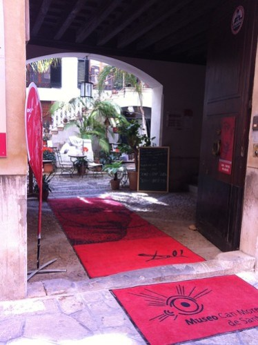 Terreza Museo de Can Morey de Santmarti