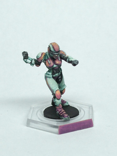 Dreadball Void Siren