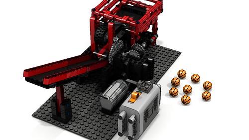 Lego GBC Accelerator Module