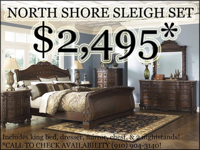 B553NORTHSHOREkingsleigh$2495