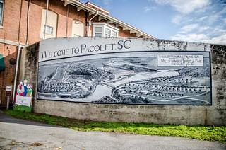 Pacolet Mural