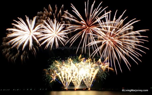 Philippine Fireworks Showcase