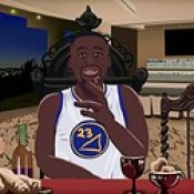 Watch Video Parody of Kendrick Lamar's 'Humble' With Draymond Green http://www.rollingstone.com/sports/kendrick-lamar-draymond-green-parody-video-w478358?utm_campaign=crowdfire&utm_content=crowdfire&utm_medium=social&utm_source=instagram