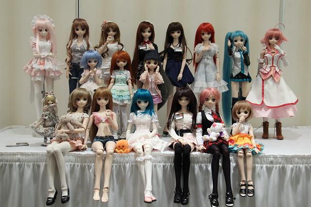 Dollfie Dream panel at Anime North