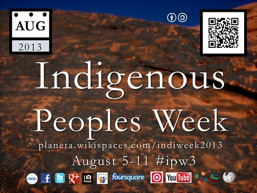 2013 Indigenous Peoples Week Aug 5-11 #IPW3 @Nevada_Magazine @nuttisamisiida @timeunlimited @localtravels