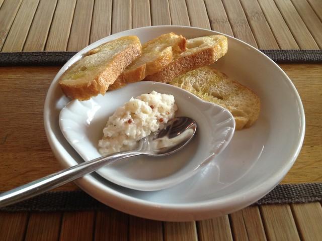 Cauliflower spread - L'Epigramme