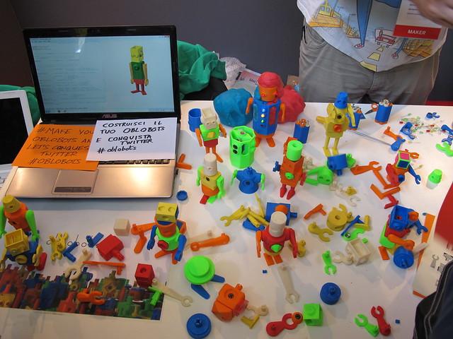 Maker Faire Rome #1