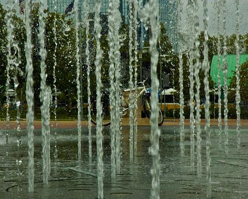 14) Galatyn Park Fountain