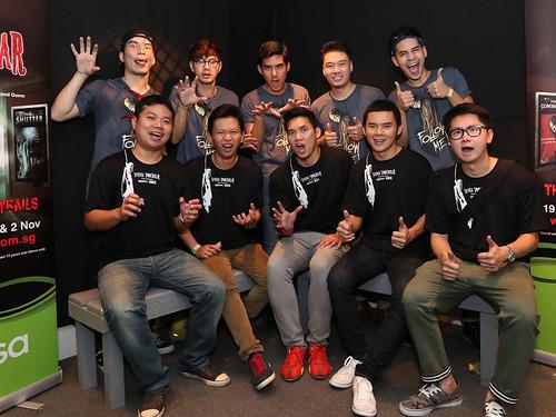 sentosa spooktacular 2013 thai movies