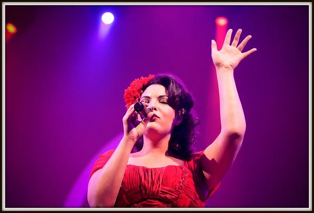 Caro Emerald HMH Amsterdam 2010