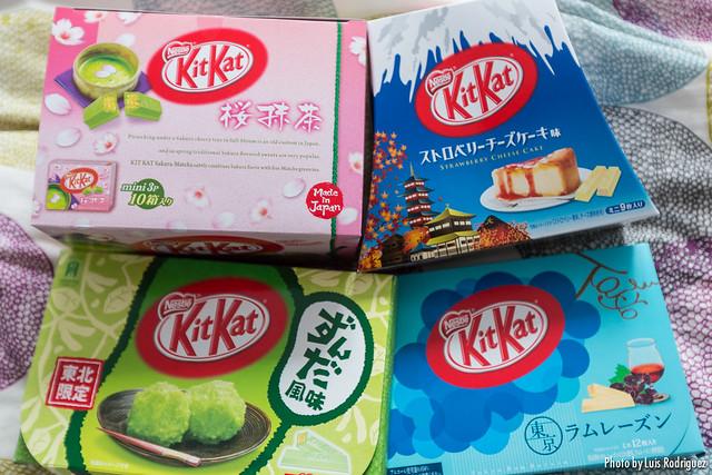 Kit Kat japonés