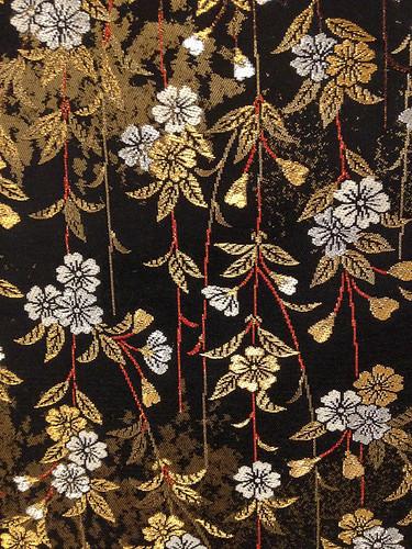 Kimonos at Textile Museum of Canada