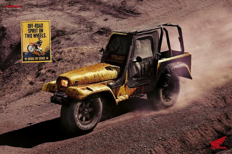 Honda-CRF-Line-Two-Wheels-Yellow