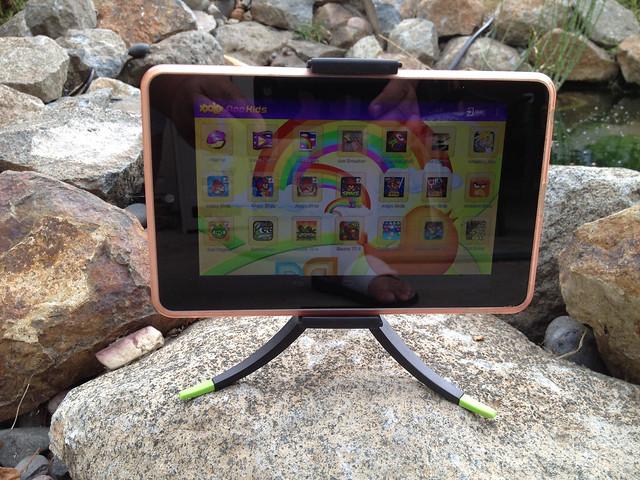 Tablet Mount Test