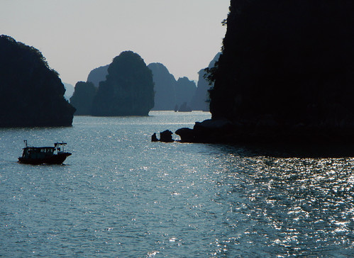 Halong Bay Karst Formations