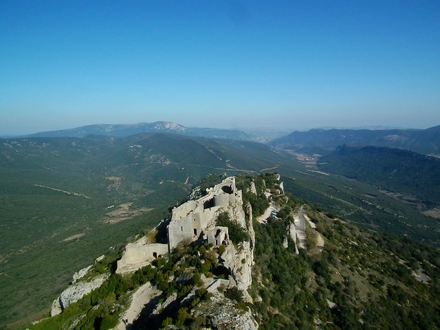 Peyrepertuse Castle, France
