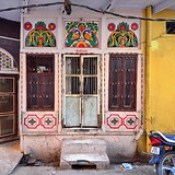 India - Uttar Pradesh - Mathura - Streetlife - 107.