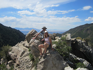 Desolation Trail overlook