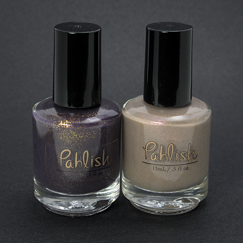 Pahlish polishes