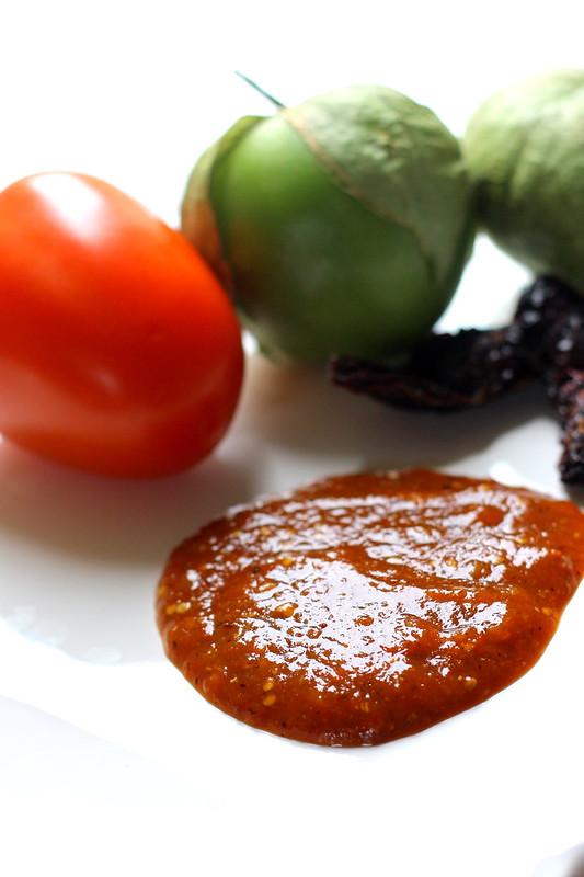 Salsa de Chile Morita #2