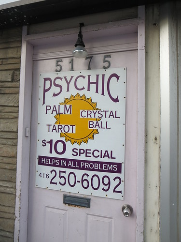 Psychics in Toronto, Canada by brovienas