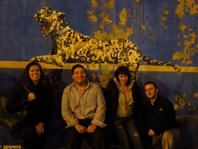 Banksy NYC, Yankee Stadium, Bronx Zoo: Art fans