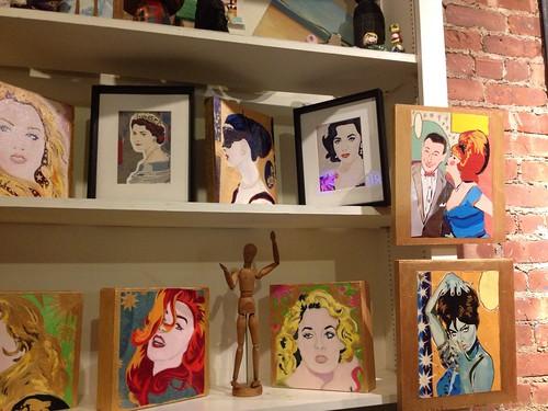 Art garage Fan-tastic Show