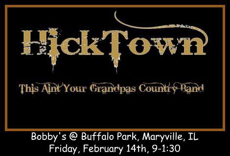 Hicktown 2-14-14
