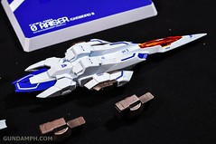 Metal Build 00 Gundam 7 Sword and MB 0 Raiser Review Unboxing (101)