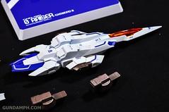 Metal Build 00 Gundam 7 Sword and MB 0 Raiser Review Unboxing (101)