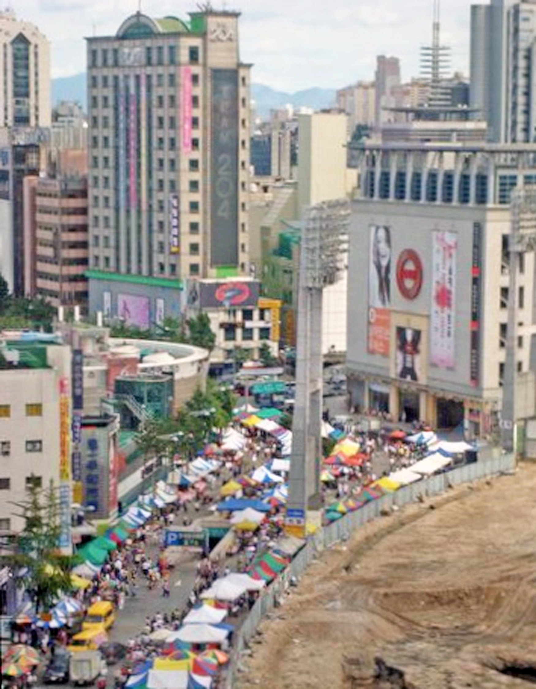 Dongdaemun-Korea