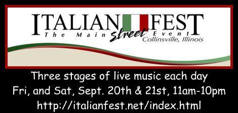 Italianfest 9-20, 9-21-13
