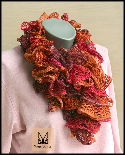 curly scarf