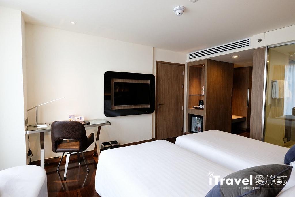 诺富特曼谷素坤逸酒店 Novotel Bangkok Sukhumvit 20 (22)