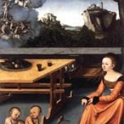 Аллегория меланхолии, 1528.