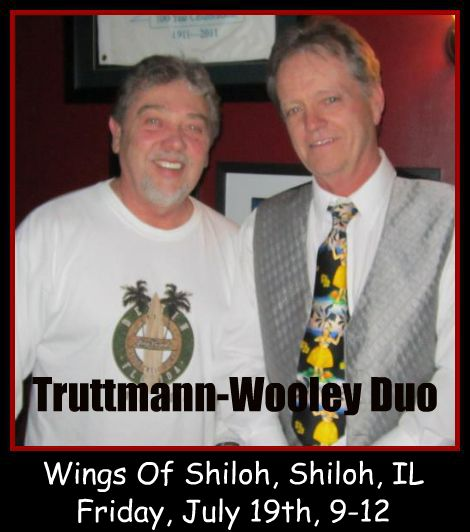 Truttmann-Wooley Duo 7-19-13