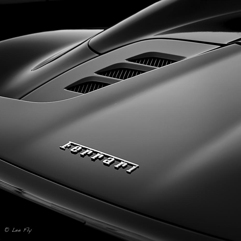 F is for Ferrari