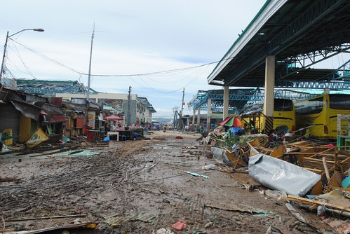 Philippines: ECHO team first on the ground in rural Leyte province