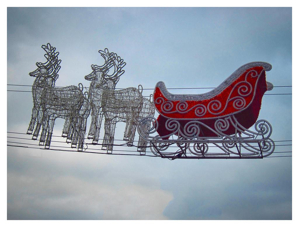 Where's Santa? - Dun Lagohaire -2010