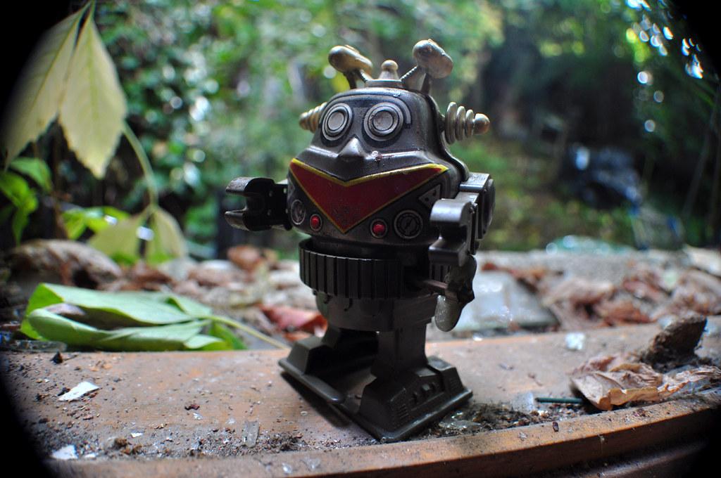 Mini Robot 1