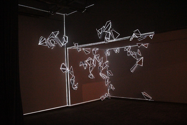 mayersun . KRK . interactive light sculpture . krakow . 2013