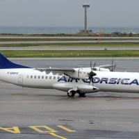 Air Corsica F-GRPZ Aerospatiale/Alenia ATR-72-212A #NCE