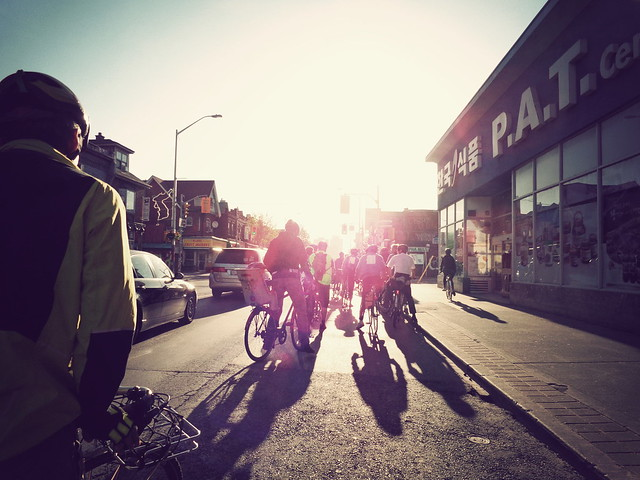 Bike to Work Day 2013